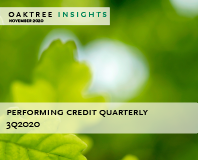 Performing Credit Quarterly 3Q2020
