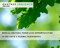 Risks and Opportunities in EM amid a Global Slowdown
